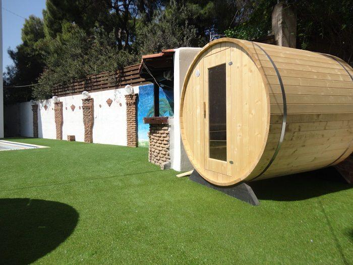 sauna small